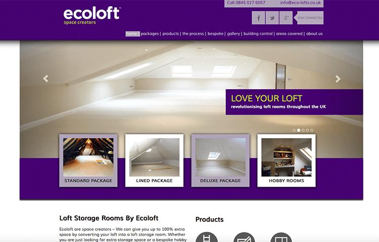 eco-left web design based in Leeds